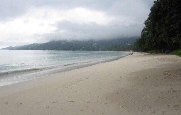 Сезон дождей на Сейшелах